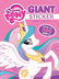 bendon publishing little pony giant sticker