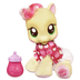 little pony soft newborn apple sprout