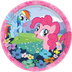 little pony friendship magic dessert plates