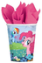 little pony friendship magic paper cups