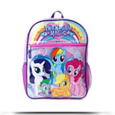 Friendship Is Magic Backpack