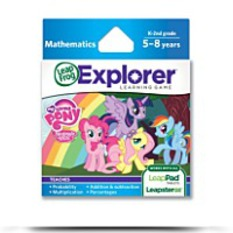 Leap Frog Explorer My Little Pony Friendship