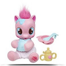 Littlest So Soft Pinkie Pie Doll