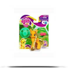 Mlp Crystal Empire Wave 2 Applejack Figure