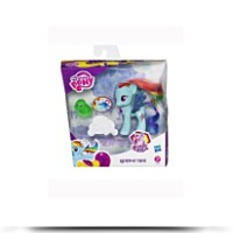 Mlp Crystal Motion Rainbow Dash Doll