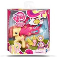 My Little Pony Glimmer Wings Fluttershy