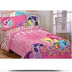 Discount My Little Pony Heart To Heart Twin Comforter