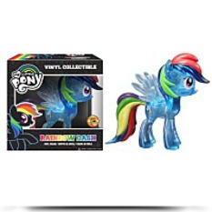 Discount My Little Pony Rainbow Dash Vinyl Figure