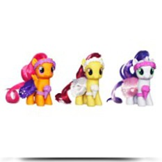 Discount My Little Pony Wedding Flower Fillies