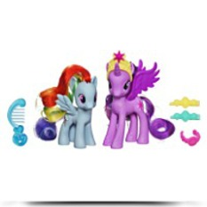 Princess Twilight Sparkle And Rainbow