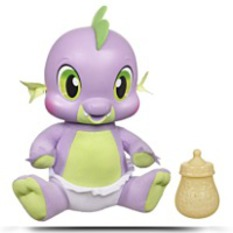Discount So Soft Newborn Spike The Dragon