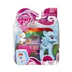 little pony figure rainbow dash suitcase