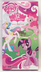 little pony glittter valentines includes stickers