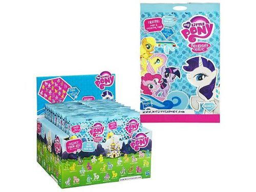 My Little Pony Friendship Is Magic 2 Inch Pvc Figure Mystery Pack