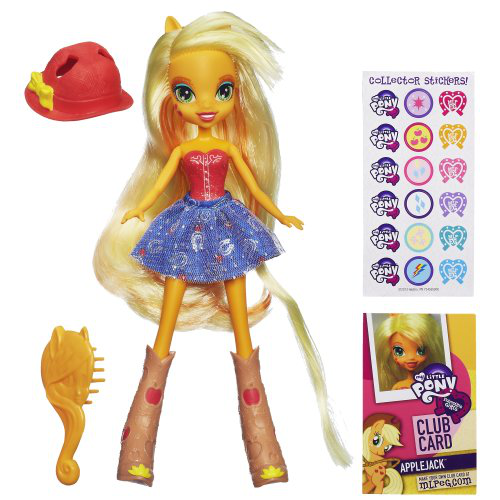 Equestria Applejack Fashion Doll
